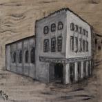 Synagogue in Smíchov